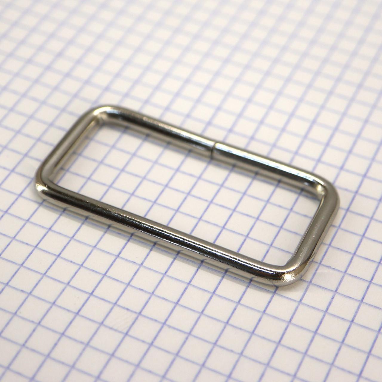 Рамка проволочная 50 мм никель для сумок t4129 (20 шт.)