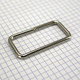 Рамка проволочная 50 мм никель для сумок t4129 (20 шт.), фото 2