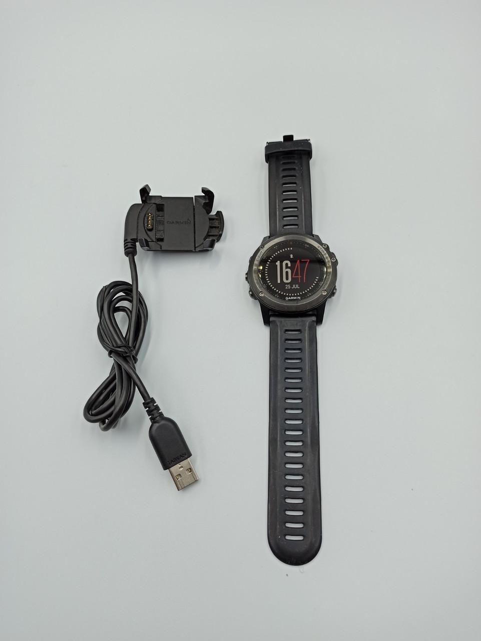 Спортивные часы Garmin Fenix 3 Gray