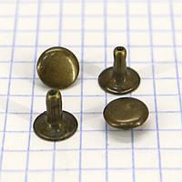 Хольнитен односторонний 9*9*12 мм антик a3719 (1000 шт.)