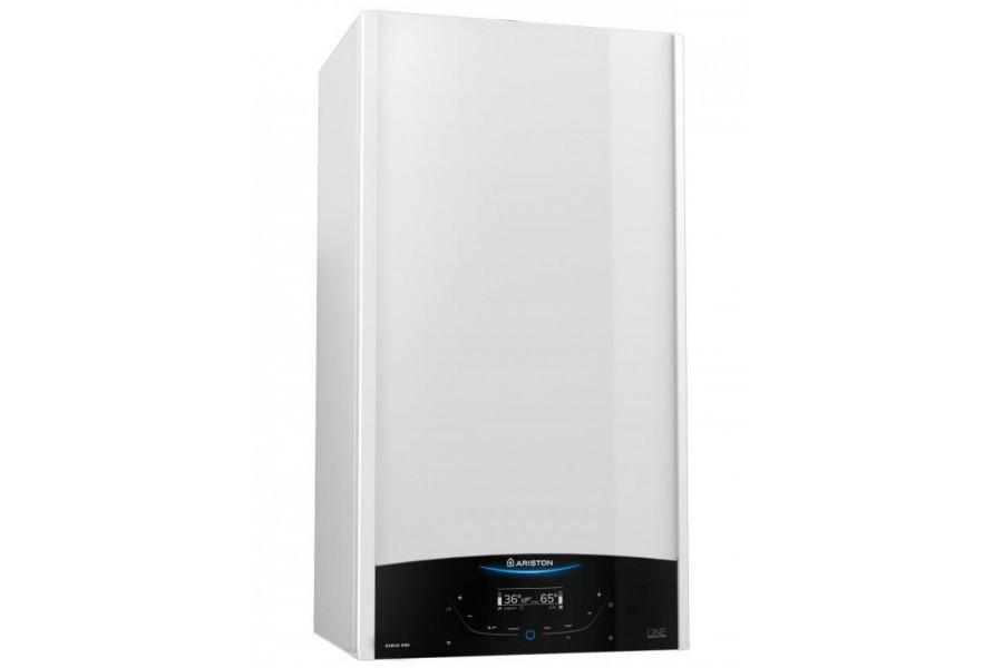 Котел газовый двухконтурный конденсационный 24 кВт Ariston GENUS ONE 24  артикул 3301018