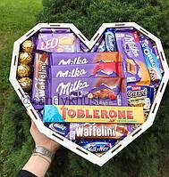 Подарунковий Набір з солодощами №10 (Подарункові набори/Подарочные наборы/Наборы со сладостями)