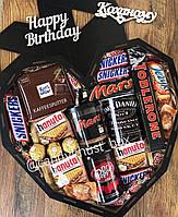 Подарунковий Набір з солодощами №11(Подарункові набори/Подарочные наборы/Наборы со сладостями)