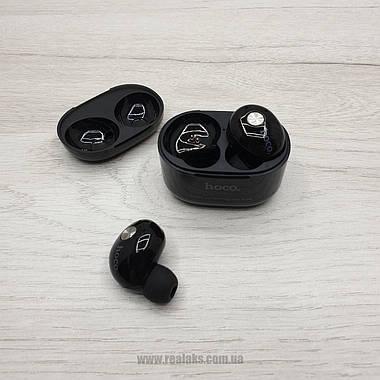 Беспроводные Наушники HOCO ES10 Earphones  (Black), фото 3