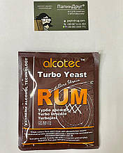 Турбо дрожжи Alcotec Distillers Rum