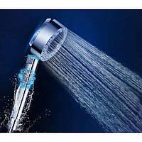 Двостороння лійка для душа Multifunctional Faucet, 3 режими поливу (0172)