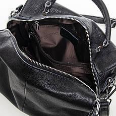 Сумка Женская Классическая кожа ALEX RAI 7-01 7100 черная, фото 3