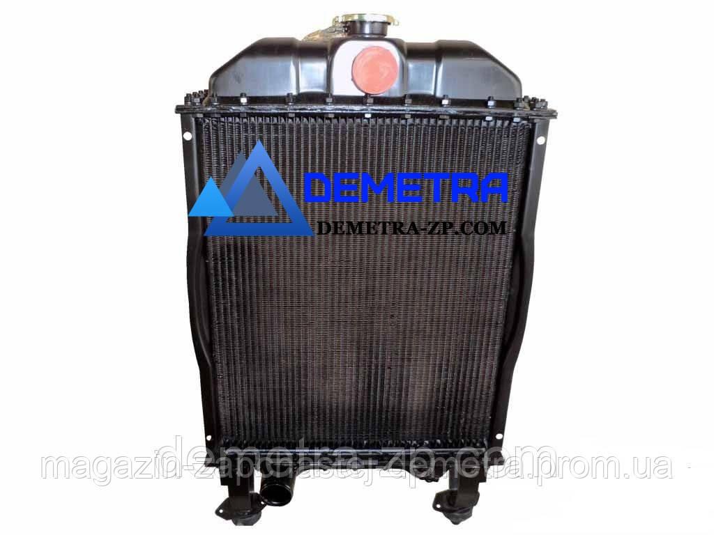 Радиатор МТЗ (5-ти рядный)латунный   1221-1301010