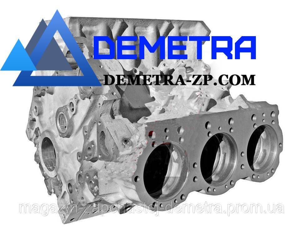 Блок цилиндров ЯМЗ-236 нового образца