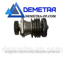 Привід вентилятора, гідромуфта ЯМЗ-236 3-х ручейный на 4 отвори. 236-1308011-Г2
