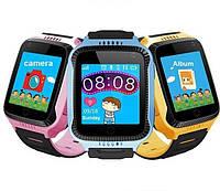Годинники наручні дитячі Smart Watch Q529 рожеві, GSM | Sim | bluetooth, 400 mAh, наручний годинник