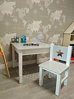 Детский столик и стульчик Звездочки