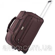Дорожня сумка Wings C1109 (61 x 35 x 32 см) об'єм: 63 л Кавовий