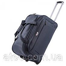 Дорожня сумка Wings C1109 (61 x 35 x 32 см) об'єм: 63 л Сірий