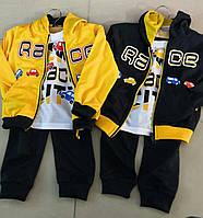 Спортивный костюм 3 в 1 для мальчика, 12 мес.,  № ZOL-0333