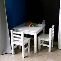 Детский столик и стульчик Классик
