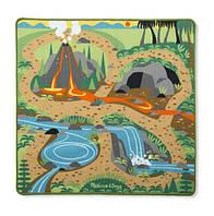 Ігровий килимок з динозаврами Melissa&Doug (MD19427)
