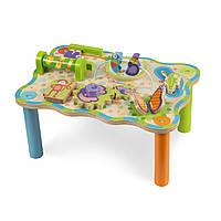 """Багатопрофільний розвиваючий столик """"Джунглі"""" Melissa&Doug (MD40122)"""