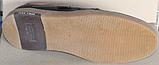 Туфли на шнурках мужские кожаные от производителя модель ВОЛ253, фото 3