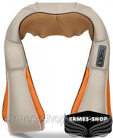 Инфракрасный роликовый массажер для шеи и плеч Neck Massager Kneading