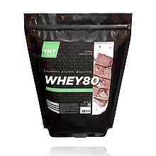 Протеин оригинал Muskle Grow Whey Target Nutrition Trend Poland, 2 кг80% белка шоколад