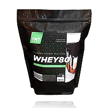 МассПротеин Muskle Grow Whey Target Nutrition Trend Poland, 2 кг  80% белка + ВСАА шоколадный чизкейк