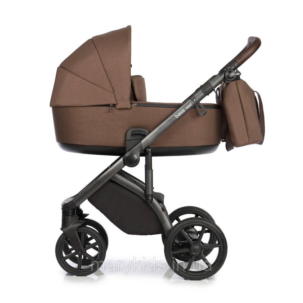 Детская универсальная коляска 2 в 1 Roan Bass Next 07