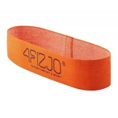 Резинка для фитнеса и спорта тканевая 4FIZJO Flex Band 1-5 кг SKL41-240761