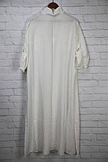 Пляжная рубашка-платье длинное, фото 3