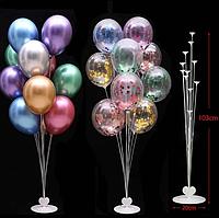 Пластиковая подставка универсальная, до 11 воздушных шаров.