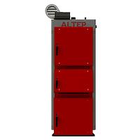 ALtep Duo Uni Plus 40 кВт экономичный котел на твердом топливе длительного горения с автоматикой