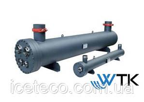 Кожухотрубный теплообменник WTK DCE 243C