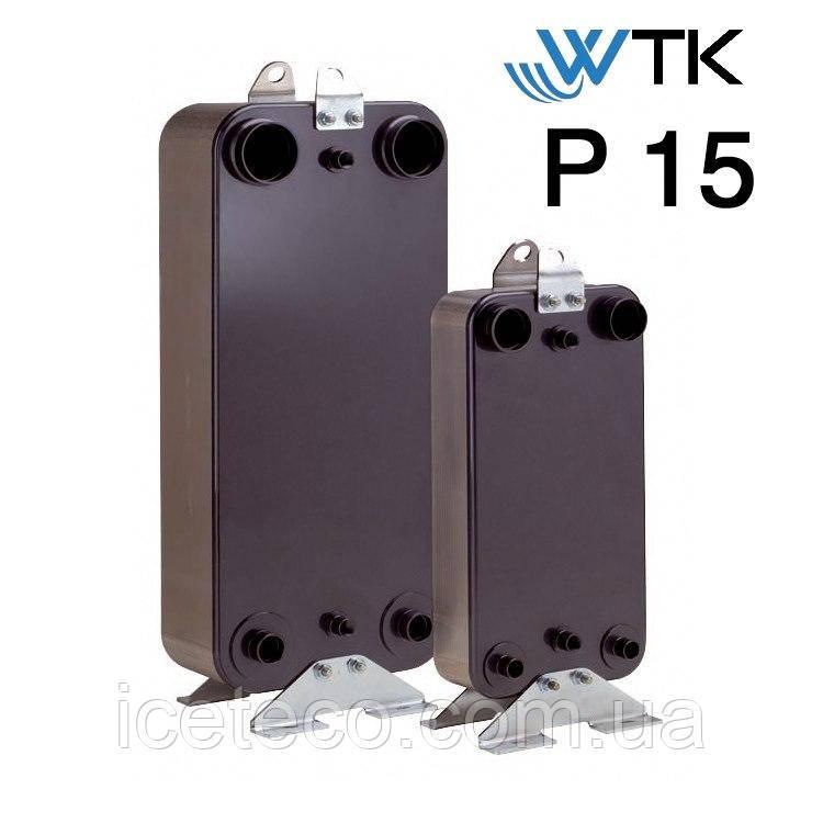 Пластинчатый теплообменник WTK P15–50 EVF