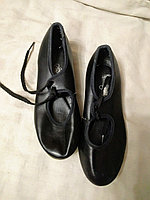 Детская обувь для степа на шнурке