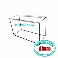 Прямоугольный аквариум 95 л, фото 1