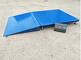 Платформенные весы 1500х1500 мм до 3000 кг в Украине ВТП-С-3000, фото 4