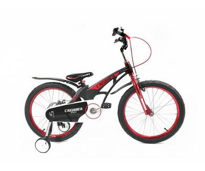 """Дитячий велосипед Crosser Space 14"""""""