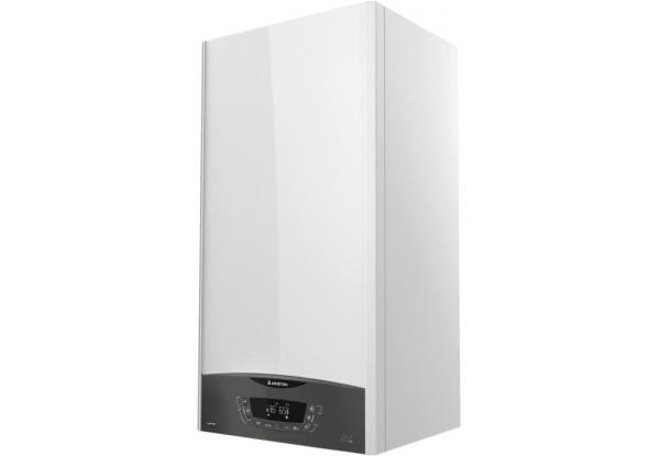 Котел газовый одноконтурный конденсационный 24 кВт Ariston CLAS ONE SYSTEM 24 RDC артикул 3301039
