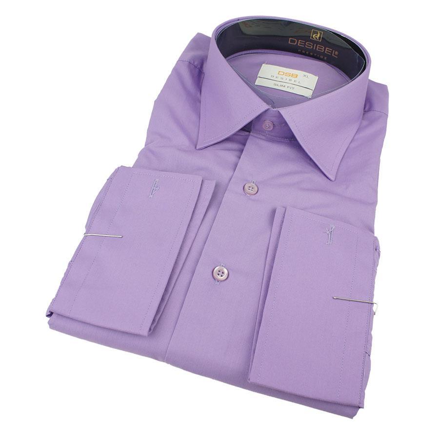 Турецька чоловіча сорочка Desibel 31054 Slim D