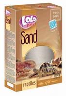 Песок для террариумов Lolo Pets 1.5 кг