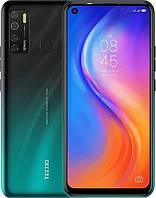 "Смартфон Tecno Spark 5 Pro (KD7) 4/64GB Dual Sim Ice Jadeite (4895180756474); 6.6"" (1600х720) IPS / MediaTek Helio P22 / ОЗУ 4 ГБ / 64 ГБ встроенной +"