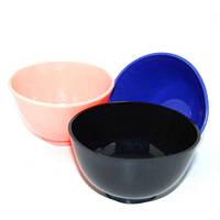 Миска для масок резиновая S (3 цвета)
