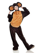 Чебурашка мужской карнавальный костюм \ размер универсальный \ BL - ВМ227
