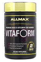 Allmax Vitaform Women's Multivitamin 60 tabs