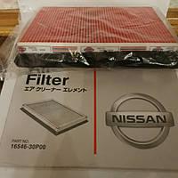 Фильтр воздушный JUKE, X-TRAIL, FX* NISSAN 16546-30P00