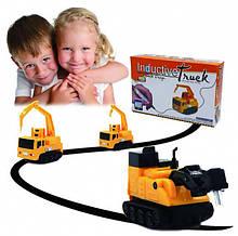 Индуктивная игрушка Inductive Truck