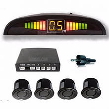 Парктроник, парковочный радар PS-201 UTM LED дисплей