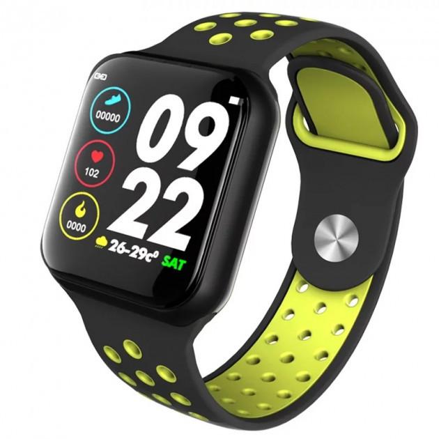 Смарт-часы UTM Smart F8 Black-Green