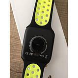 Смарт-часы UTM Smart F8 Black-Green, фото 2