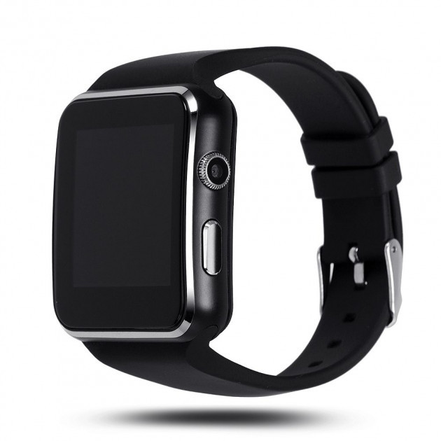 Смарт-часы Smart Watch X6 Black
